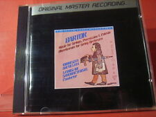 """MFSL MFCD-819 BARTOK """"MUSIC FOR STRINGS"""" (JAPAN-COMPACT DISC/NEW=MINT=UNPLAYED)"""