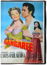 Sangaree 1953 DVD - Fernando Lamas, Arlene Dahl, Patricia Medina