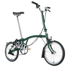 Brompton M6L Racing Green 2020 - New Unused Condition Shipping Worldwide