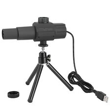 W110 HD USB Digital Telescope 2MP 70x Zooming Smart Telescopic Monitor System GD