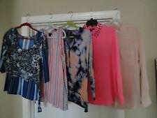 Huge Lot Women's Designer Clothes- Calvin Klein, M Kors, Lauren, XCVI, NYDJ,