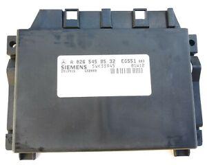 Mercedes W140 E320 S320 Auto transmission Control TCM TCU OEM PN: A0265458532