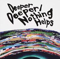 ONE OK ROCK Deeper Deeper / Nothing Helps Japan CD AZCS-2024 Single From japan