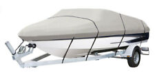 PyleSports PCVHB220 Trailer Guard Boat Cover 14'-16'L Width to 75'' V-Hull Boats