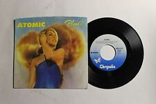 BLONDIE Atomic 45 Chrysalis Rec. CHS-2410 US 1980 VG++ PICTURE SLEEVE ORIG B6