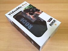 Rode VideoMic Pro Boxed with Rycote Lyre Shockmount