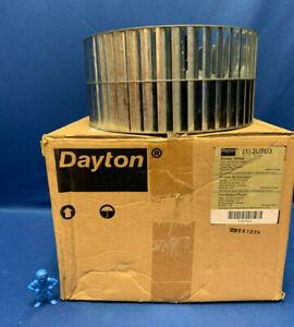 """Dayton 2UTU3 Blower Wheel, Diameter 9-7/16"""", Bore 1/2"""""""