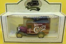 Lledo 1934 Model A Ford Van with Walkers Crisps decals