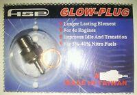 1x HSP Hot N3 NO.3 glow plug for 1/8 1/10 1/12 nitro rc - RC Addict