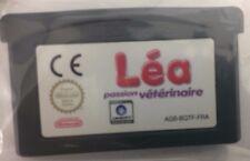 Léa Passion Vétérinaire Game Boy Advance