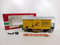 CP188-3# LGB/Lehmann Spur G/IIm/DC 44280 Güterwagen Meinl Kaffee ÖBB, NEUW+OVP
