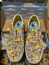 Vans Era x The Simpsons Itchy And Scratchy Size 13
