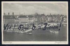 090M  AK  Ansichtskarte   Hamburg   Jungfernstieg   1935
