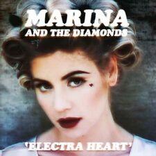 Marina and The Diamonds Electra Heart LP Vinyl 33rpm