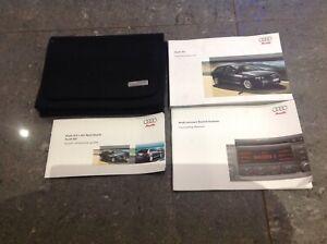 Audi A3 2007 Car Owner Operator Manuals For Sale Ebay