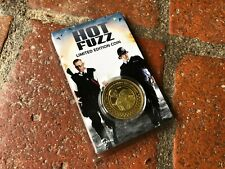 Hot Fuzz Limited Edition Coin - Pièce de collection