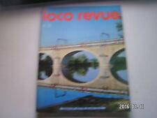 """**a Loco Revue n°393 030.TB """" Boer """" en H0 / 040.TA au 1/20 / Voitures Corail"""