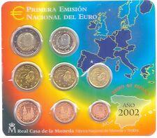 CARTERA DE EUROS FNMT AÑO 2002   ( MB11941 )