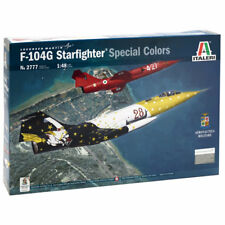 ITALERI F-104G Starfighter Special Colour 2777 1:48 Aircraft Model Kit