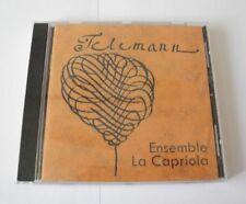Telemann - Ensemble La Capriola