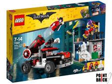 LEGO 70921 THE LEGO BATMAN MOVIE Attacco con il cannone di Harley Quinn