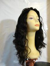 "Malky Wig Sheitel European Multidirectional Wig Darkest Brown #2 wavy 22"" Small"