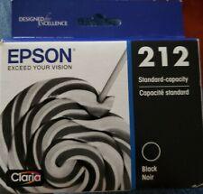 Epson Claria 212 New  Printer Ink Cartridge Toner - Black Color