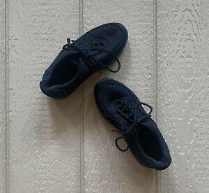 Bloch Boost Split Sole Dance Sneakers Mesh Black Size Adult 10