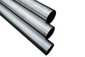 Stainless Steel Round Tube Pipe 1M steel 304 grade various sizes