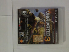 UNCHARTED PLAYSTATION 3 DRAKE'S DECEPTION