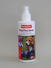 Beaphar Dog Flea Spray Pump Treatment for Dogs Puppies Killing Fleas Trendy