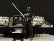 "Hasbro Star Wars 3.75"" Figure 1:18 Galactic Empire Sith Darth Vader 1999 S330"