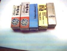 Nib Nos Tube set for Hallicrafters S-118 & Wr-1500 receivers