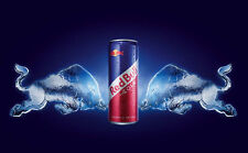 **RED BULL Simply Cola Coke * Strong * NEW FULL * Energydrink energy drink can *