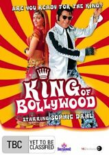 King Of Bollywood (DVD, 2004) *NEW & SEALED* Free Postage Reg 4
