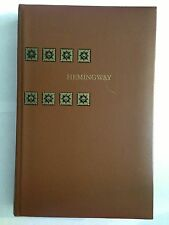 HEMINGWAY 1972 COLLETION REALITES HACHETTE