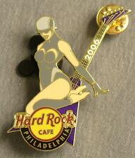 PHILADELPHIA,Hard Rock Cafe Pin,Sexy Spy Girl