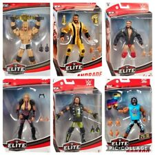 WWE Mattel Elite Series 74 Action Wrestling Figures Brand New Boxed Accessories