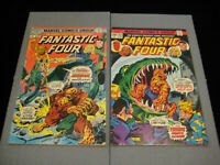 Fantastic Four #160 And #161 (1975, Marvel)