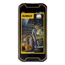DeWalt Toughphone Imperméable md501, dual SIM, 4 G, SIM Libre, tout réseau.