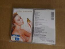 MARIAH CAREY GREATEST HITS FACTORY SEALED CASSETTE  DOUBLE ALBUM H2
