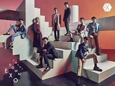 New EXO COUNTDOWN First Limited Edition CD Blu-ray Trading Card Japan AVCK-79421