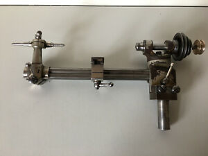 Lorch - 6mm watchmakers lathe