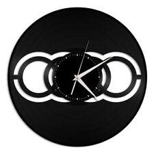 Orologio disco vinil clock orologio da parete  audi 2