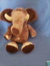 NICI Elephant Chumba Plush Toy 18 CM Softy With Belly Button