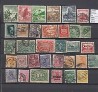 LOT STAMPS GERMANY REICH USED (L35255)
