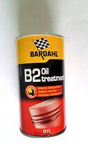 BARDAHL B2 OIL TREATMENT - Additivo Riduce Consumo Olio Motore e Fumosità 300ml