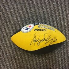 PITTSBURGH STEELERS ROD WOODSON AUTOGRAPHED FOOTBALL