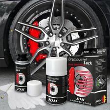 JOM Bremssattellack Rot glänzend 5-tlg Komplett-Set Reiniger einfache Anwendung