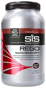 Science in Sport Rego Rapid Recovery Protein Shake, Chocolate, 1.6 kg, 32
